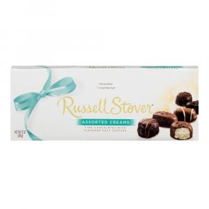 Russell Stover Assorted Cremes Box