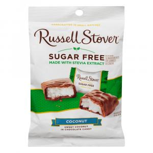 Russell Stover Sugar Free Coconut Bag