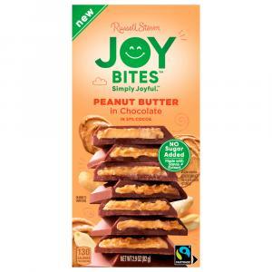 Joy Bites No Sugar Added Peanut Butter Chocolate
