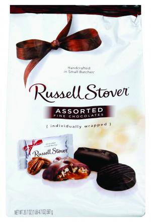 Russell Stover Assorted Individual Wrapped Chocolates