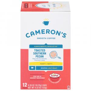 Cameron's Toasted Southern Pecan Specialty Coffee