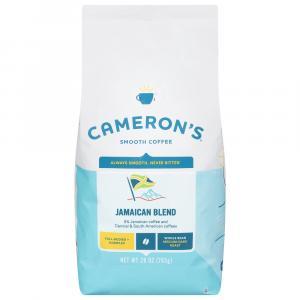 Cameron's Jamaica Blue Mountain Blend Whole Bean Coffee
