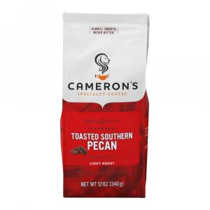 Cameron's Toasted Southern Pecan Ground Coffee