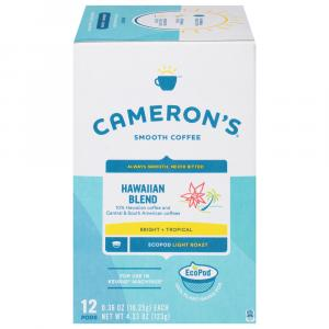 Cameron's Kona Blend Specialty Coffee