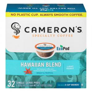 Cameron's Kona Blend Single Serve Pods