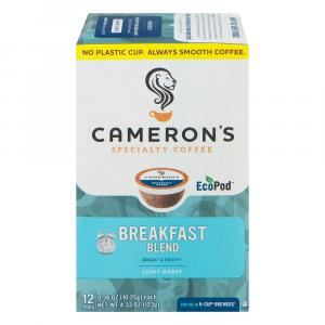 Cameron's Breakfast Blend Specialty Coffee