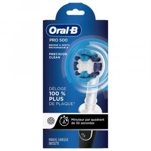 Oral-b Pro 500 Rechargeable Toothbrush