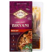 Patak One Pot Biryani Rice Kit Mild