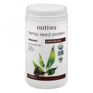 Nutiva Organic Chocolate Hemp Shake