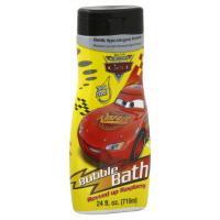 Cars Bubble Bath