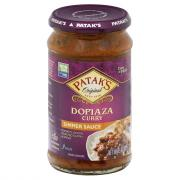 Patak's Dopiaza Curry Simmer Sauce