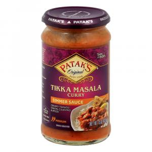 Patak's Tikka Masala Sauce