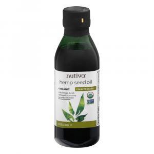Nutiva Organic Hemp Seed Oil