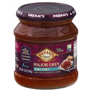 Patak's Major Grey Chutney