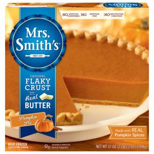 Mrs. Smith's Original Flaky Crust Pumpkin Pie
