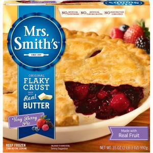 Mrs. Smith's Original Flaky Crust Very Berry Pie
