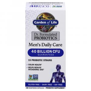 Garden of Life Men's Daily Care Probiotic