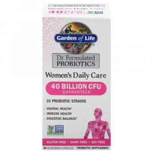 Garden of Life Women's Daily Care Probiotic