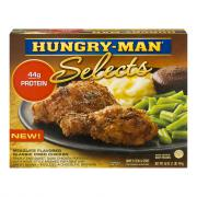 Hungry-Man Selects Mesquite Flavored Chicken