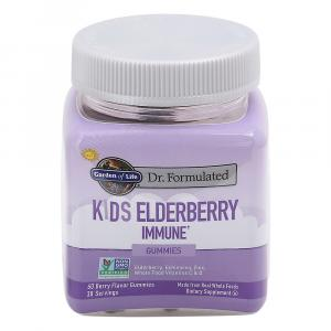 Garden of LIfe Kid's Elderberry Gummies