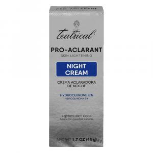 Teatrical Skin Lightening Cream