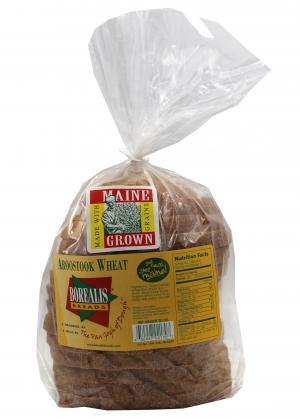 Borealis Organic Whole Wheat Bread