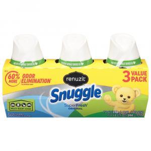 Renuzit Snuggle SuperFresh Original Gel Air Fresheners