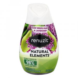 Renuzit Natural Elements Adjustable White Pear and Lavender