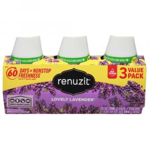 Renuzit Blissful Lovely Lavender Gel Air Fresheners
