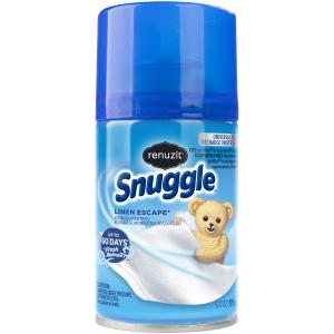 Renuzit Snuggle Linen Escape Spray Refill