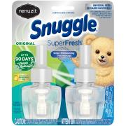 Renuzit Snuggle SuperFresh Original Scented Oil Refills