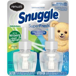 Renuzit Snuggle SuperFresh Original Scented Oil Refills