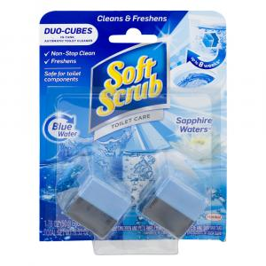 Soft Scrub Duo-Cubes Sapphire Waters