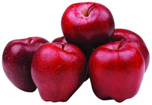 Rowe's Red Delicious Apples