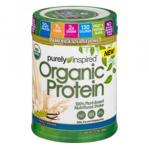 Purely Inspired Organic Protein French Vanilla Supplement
