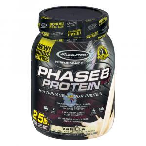 Muscletech Phase 8 Protein Milk Vanilla