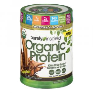 Purely Inspired Organic Protein Decadent Chocolate Supplment