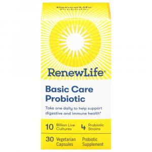 RenewLife Basic Care Probiotic