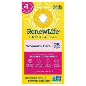RenewLife Ultimate Flora Probiotic Women's Care 25 Billion