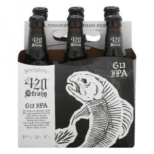 SweetWater Brewing Company 420 Strain IPA
