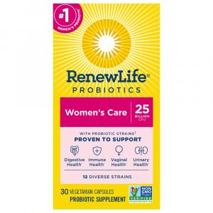 Ultimate Flora Women's Daily Probiotic Capsules