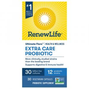 RenewLife Ultimate Flora Probiotic Extra Care