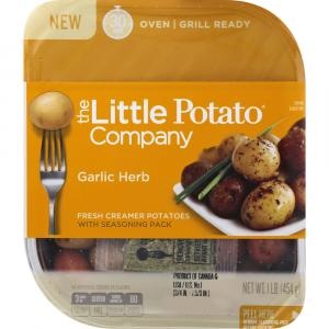 Little Potato Company Garlic Herb