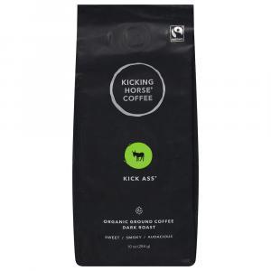 Kicking Horse Organic Kick Ass Ground Coffee