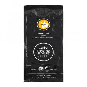 Kicking Horse Organic Smart Ass Medium Coffee