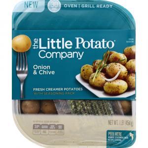 Little Potato Company Onion & Chive