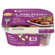 Little Potato Company Garlic Parsley Microwave Potatoes