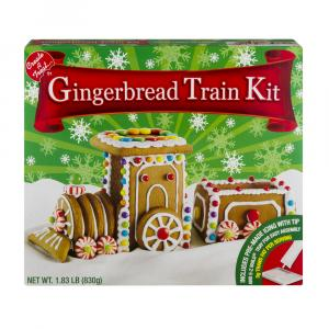 Create A Treat Gingerbread Train Kit