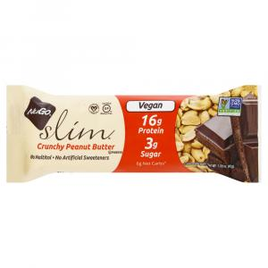 Nugo Slim Crunchy Peanut Butter Bar