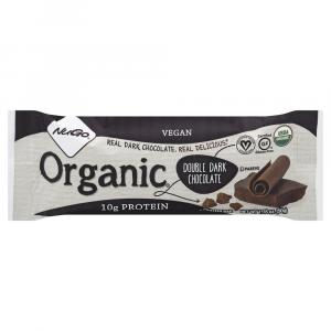 Nugo Organic Double Dark Chocolate Bar
